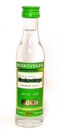Moskovskaya Wodka 0.05L