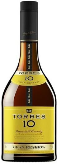 Torres 10gan Reserva 1L