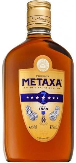 Metaxa 7* 0.5L