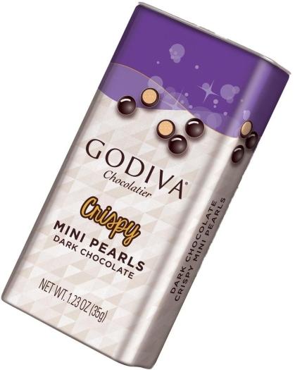 Godiva Crispy Pearls Dark 35g