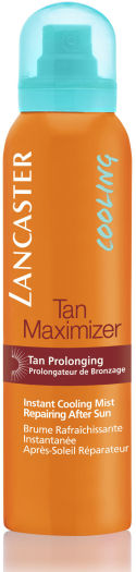Lancaster After Sun Tan Maximizer Instant Cooling Mist 125ml
