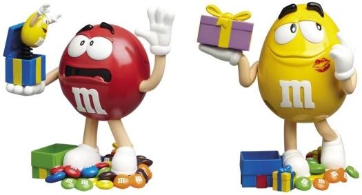 M&M's Choco Dispenser