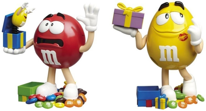 M&M's Choco Dispenser