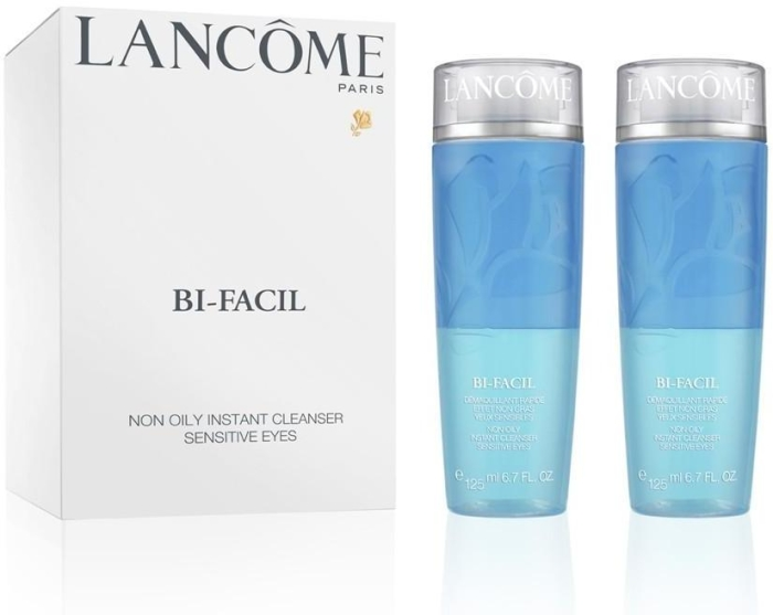 Lancome Skincare Bi-Facil Duo 2x125ml