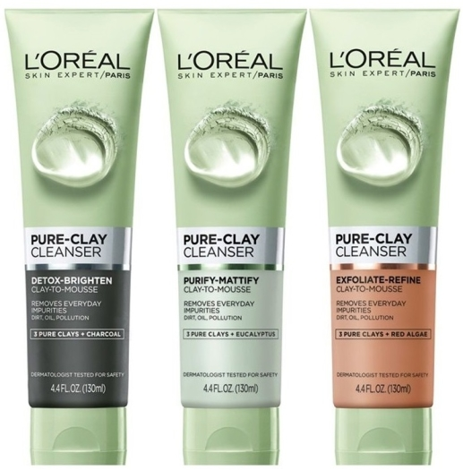 L'Oreal Pure Clay Set