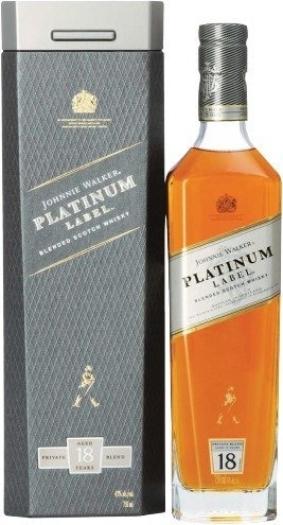 Johnnie Walker Platinum Label, 18 years 1L
