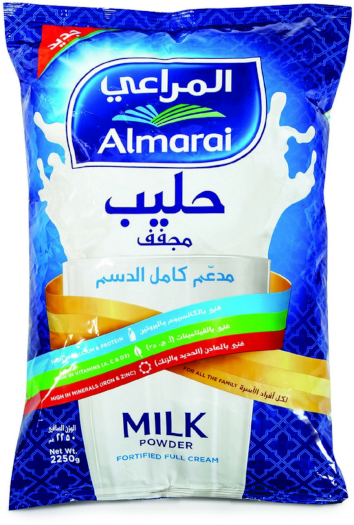 Almarai Powder Milk 2250g