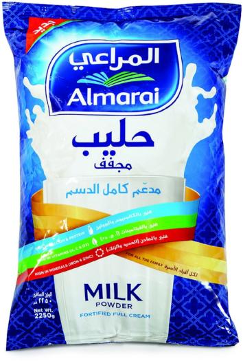 Almarai Powder Milk 2250g