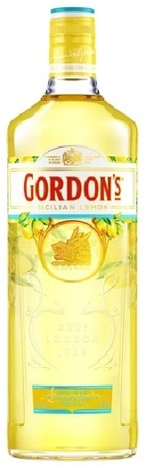 Gordon's Gin Sicilian Lemon 37.5% 1L