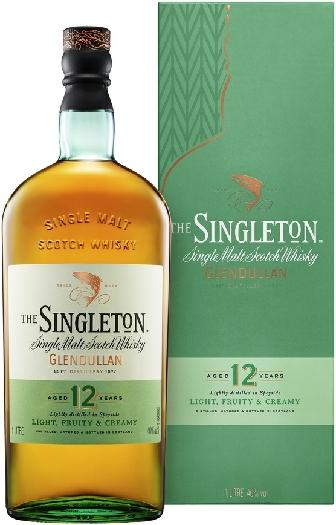 Singleton of Glen Ord 12 Years Old 1L