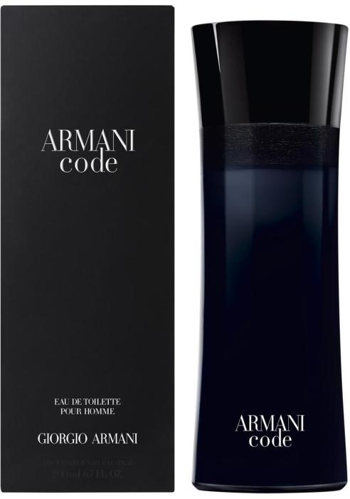 Giorgio Armani Code EdT 200ml