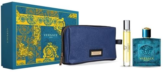 Versace Eros Eau de Toilette Gift Set 110ml
