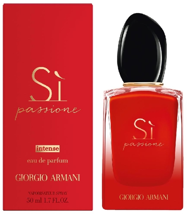 Armani Si Pass Intense LB203700 EDPS 50ml