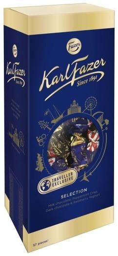 Karl Fazer Selection Box 420g