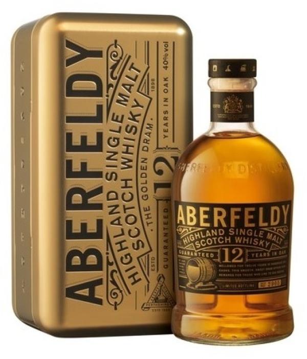 Aberfeldy 12YO 1L