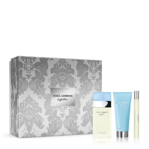Dolce&Gabbana Dolce&Gabbana Light Blue Set 100ml+100ml+10ml