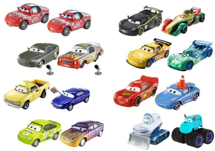 Cars 2 pack