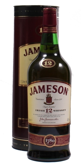 John Jameson 1780 12 YO 1L
