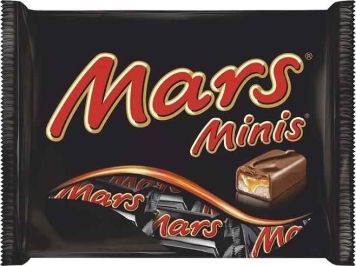 Mars Minis Bag 403g