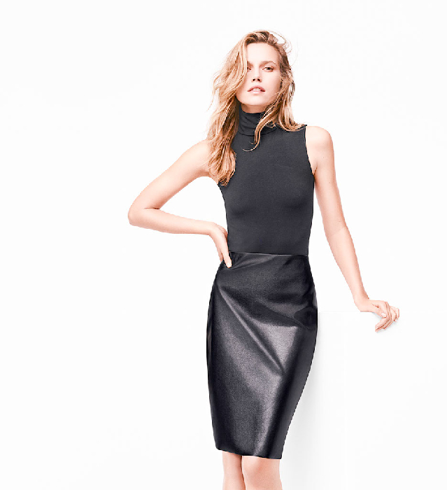 Wolford Estella Skirt black 34