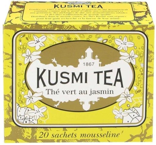 Kusmi Tea Kusmi Jasmine Tea 20 teabags 44g