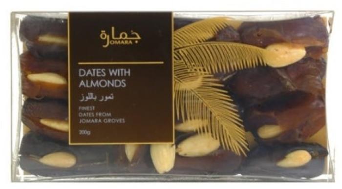 Jomara Dates With Almonds 200g
