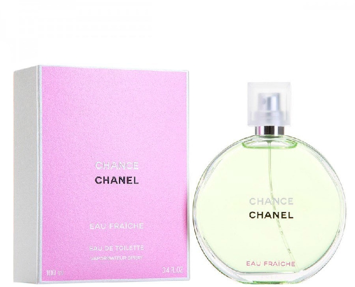 eau de toilette chanel chance eau fraiche 100ml in duty free at airport boryspil