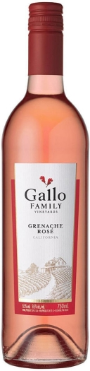 Gallo Family Grenache Rose 0.75L