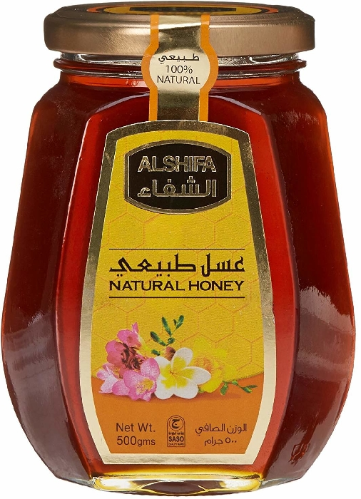 Al Shifa Natural Honey 500g