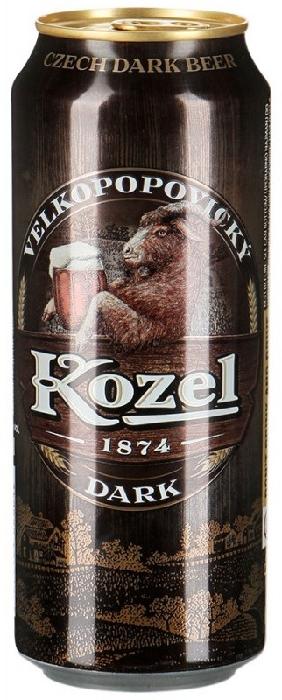 Velkopopovicky Kozel Dark beer