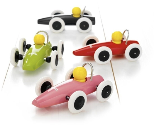 BRIO Racing Car Display