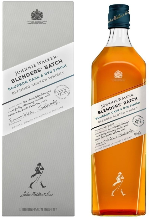 Johnnie Walker Blenders' Batch 1L
