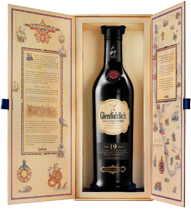 Glenfiddich 19 YO Madeira Cask 0.7L