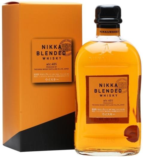 Nikka Blended 40% 0.7L