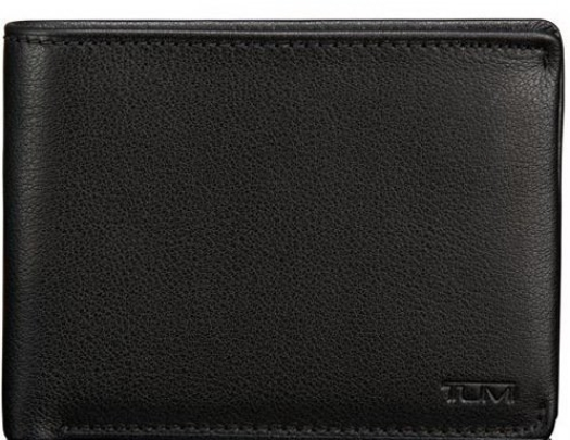 Tumi 0186134D Double Billfold Wallet