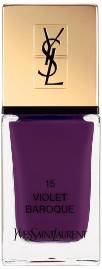 Yves Saint Laurent La Laque Couture N15 Violet 10ml