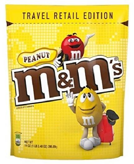 M&M's Peanut Pouch 396.9g