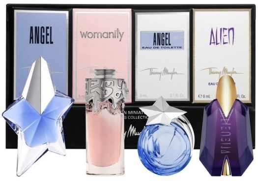 Thierry Mugler Feminine Miniature Set EdP 4x5ml