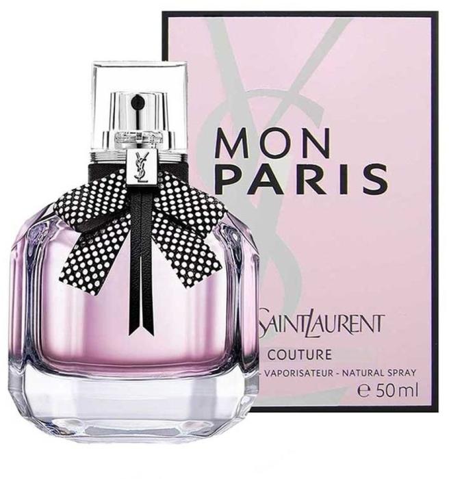 Yves Saint Laurent Mon Paris Couture EdP 50ml
