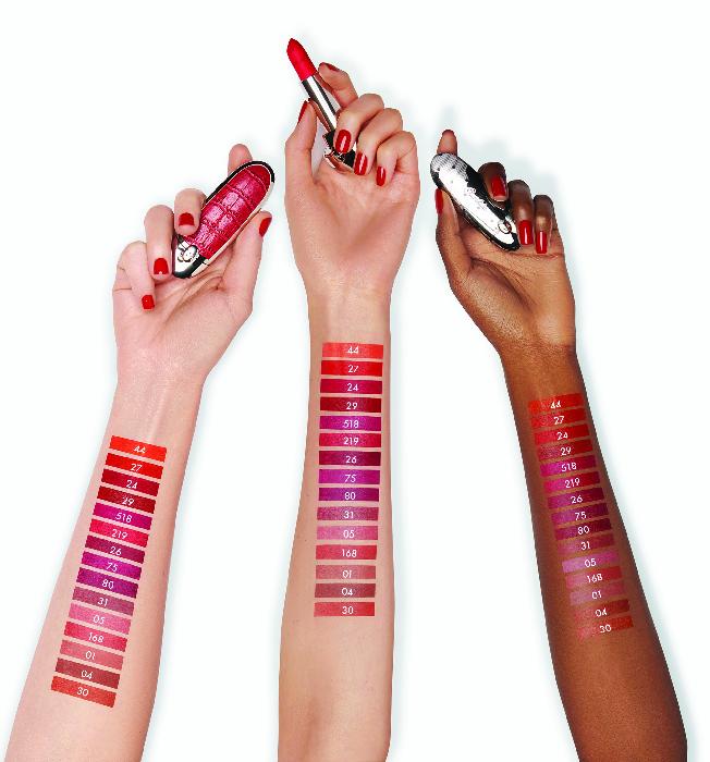 Guerlain Rouge G Lipstick Matte Customizable N27