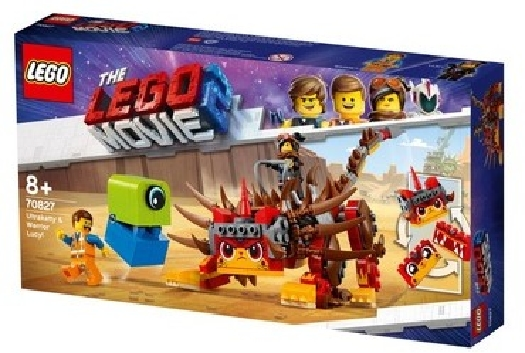 LEGO The Lego Movie Ultrakatty&Warrior Lucy