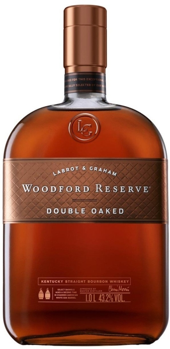 Woodford Reserve Double Oaked 43. 1L