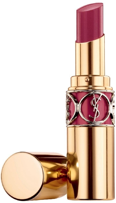 Yves Saint Laurent Rouge Volupté Shine Lipstick N°48 Smoking Plum 4g