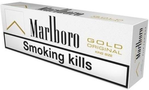 Marlboro Gold Original 200s NHW
