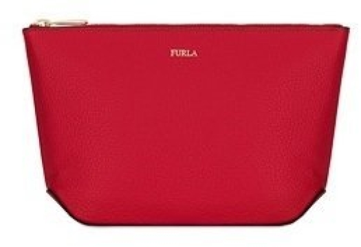Furla Cosmetic bag Maia 904519 Ruby