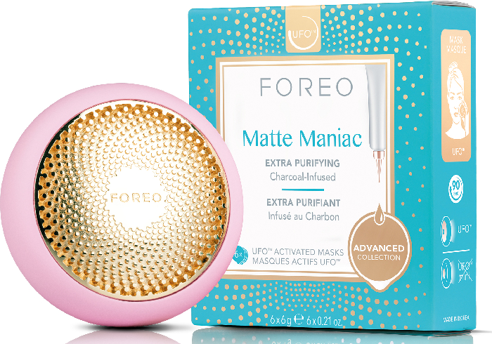 Foreo UFO Masks Matte Maniac x 6 matting