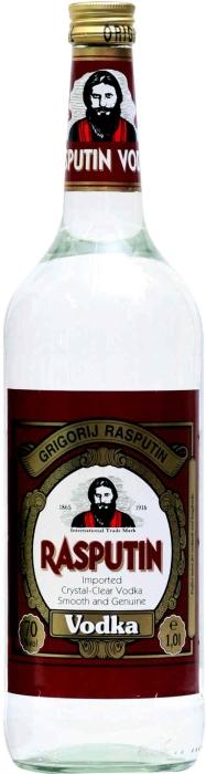 Rasputin Vodka 70% 1L