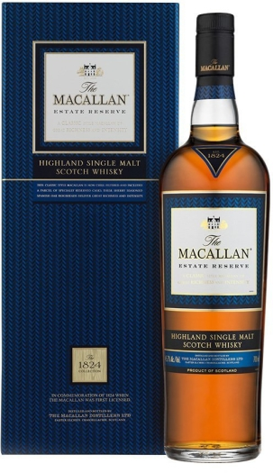 The Macallan Estate Reserve 45.7% Whisky 0.7L