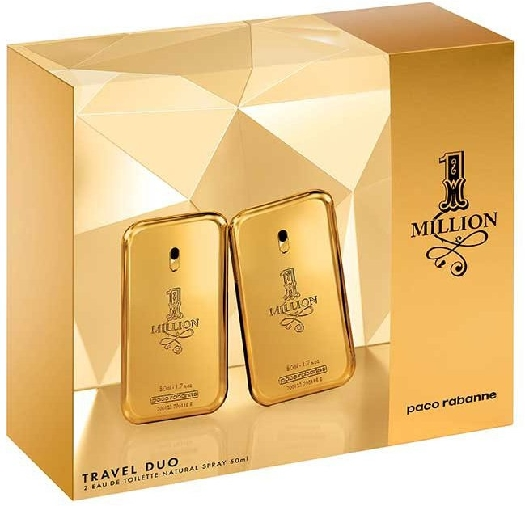 Paco Rabanne 1 Million Duo Set 50ml+50ml