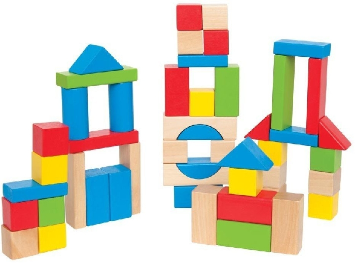 Hape E0409 Maple Blocks